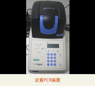 定量PCR装置